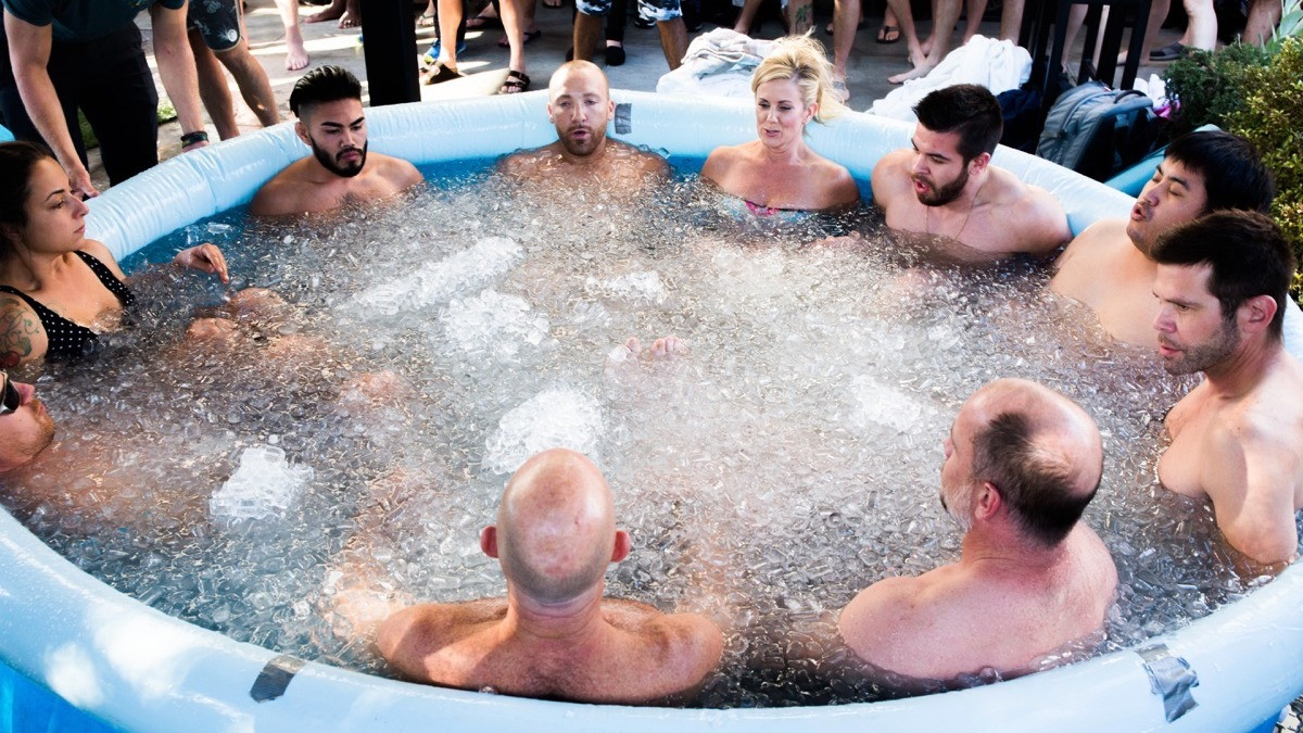 Image 4 of 5 - Experience Meditation to get an impression of Wim Hof VIP Experience — Melbourne at Melbourne