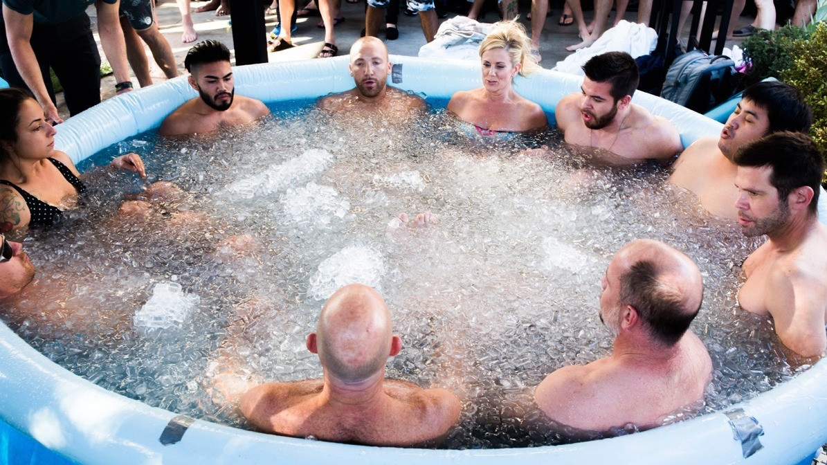 Image 5 of 8 - Experience Breathing to get an impression of Wim Hof VIP Experience — Los Angeles at Los Angeles
