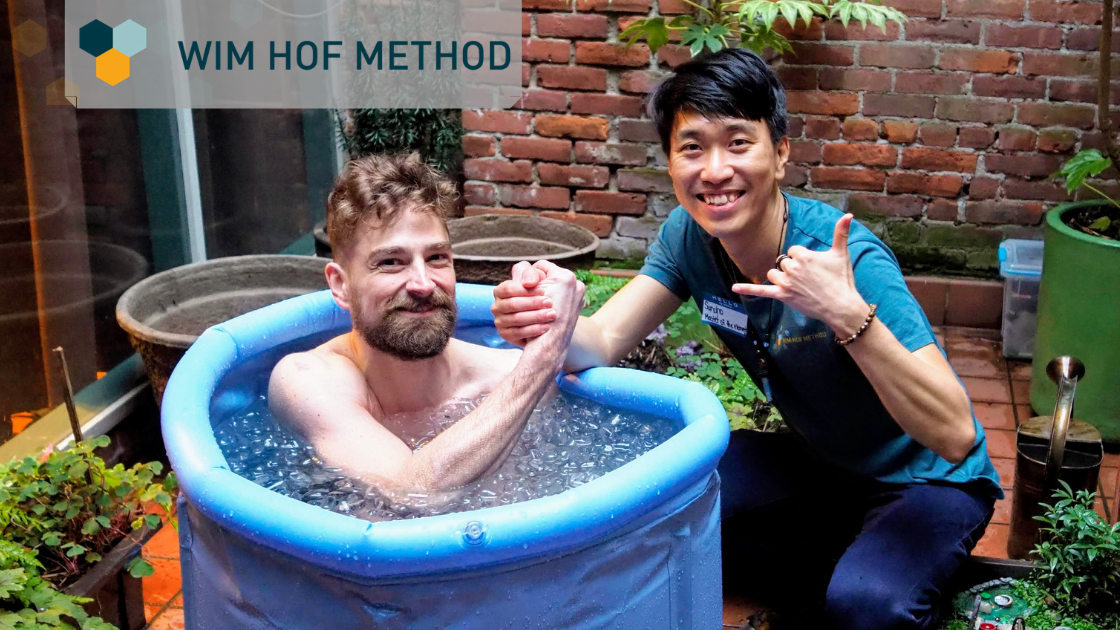 Image 3 of 6 - Experience Ice Bath to get an impression of WHM Fundamentals Workshop at Portland