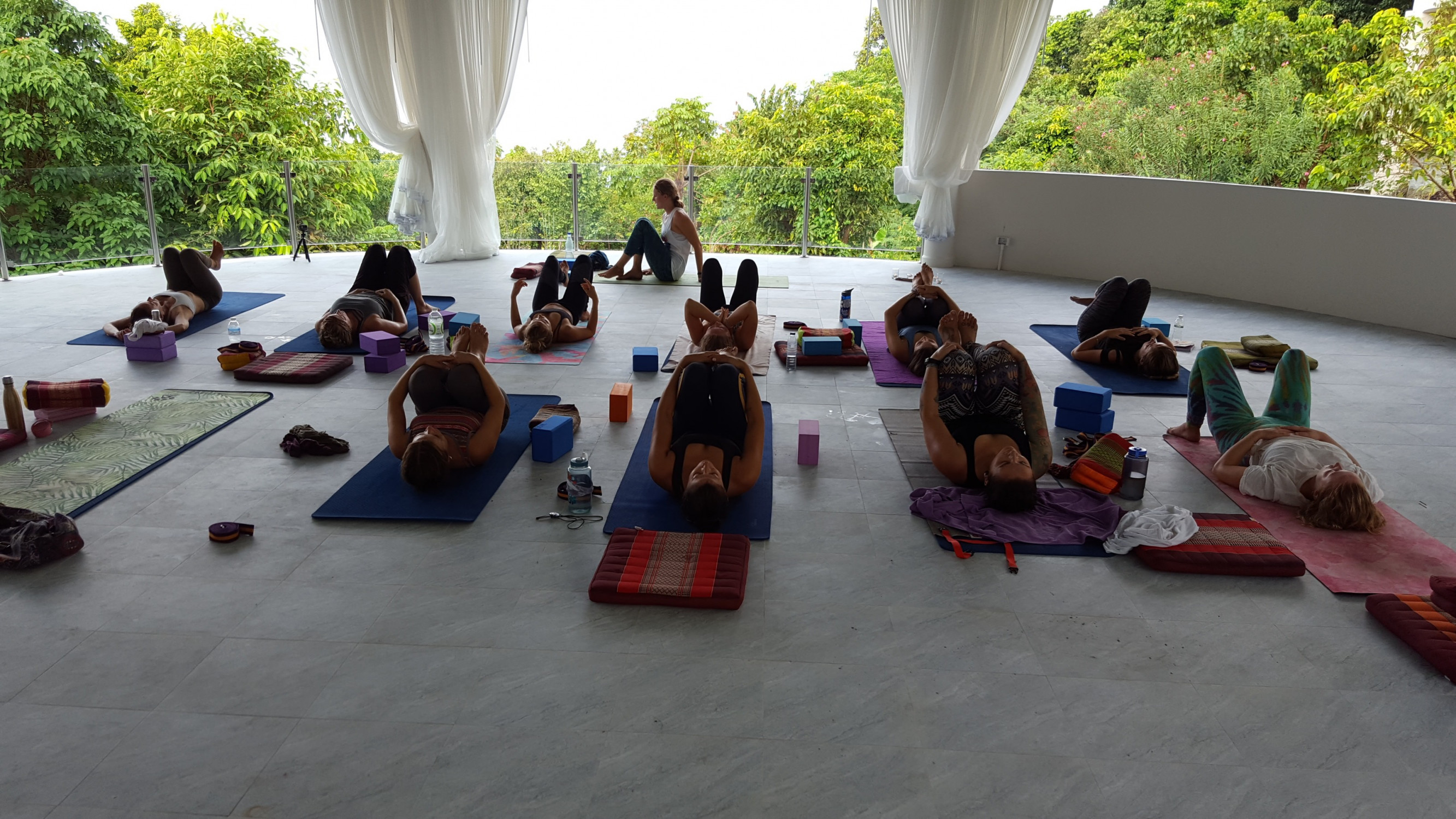 Thailand Retreat 2019 Private Accommodation By Wim Hof At