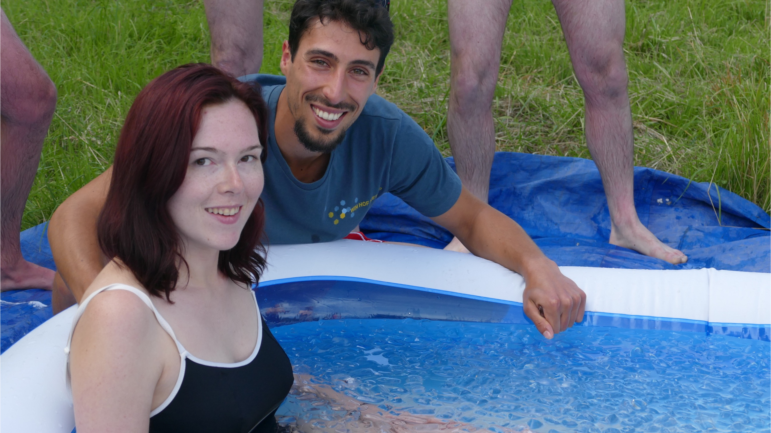 Image 8 of 9 - Experience Ice Bath to get an impression of WHM Fundamentals Workshop at Boissy-lès-Perche