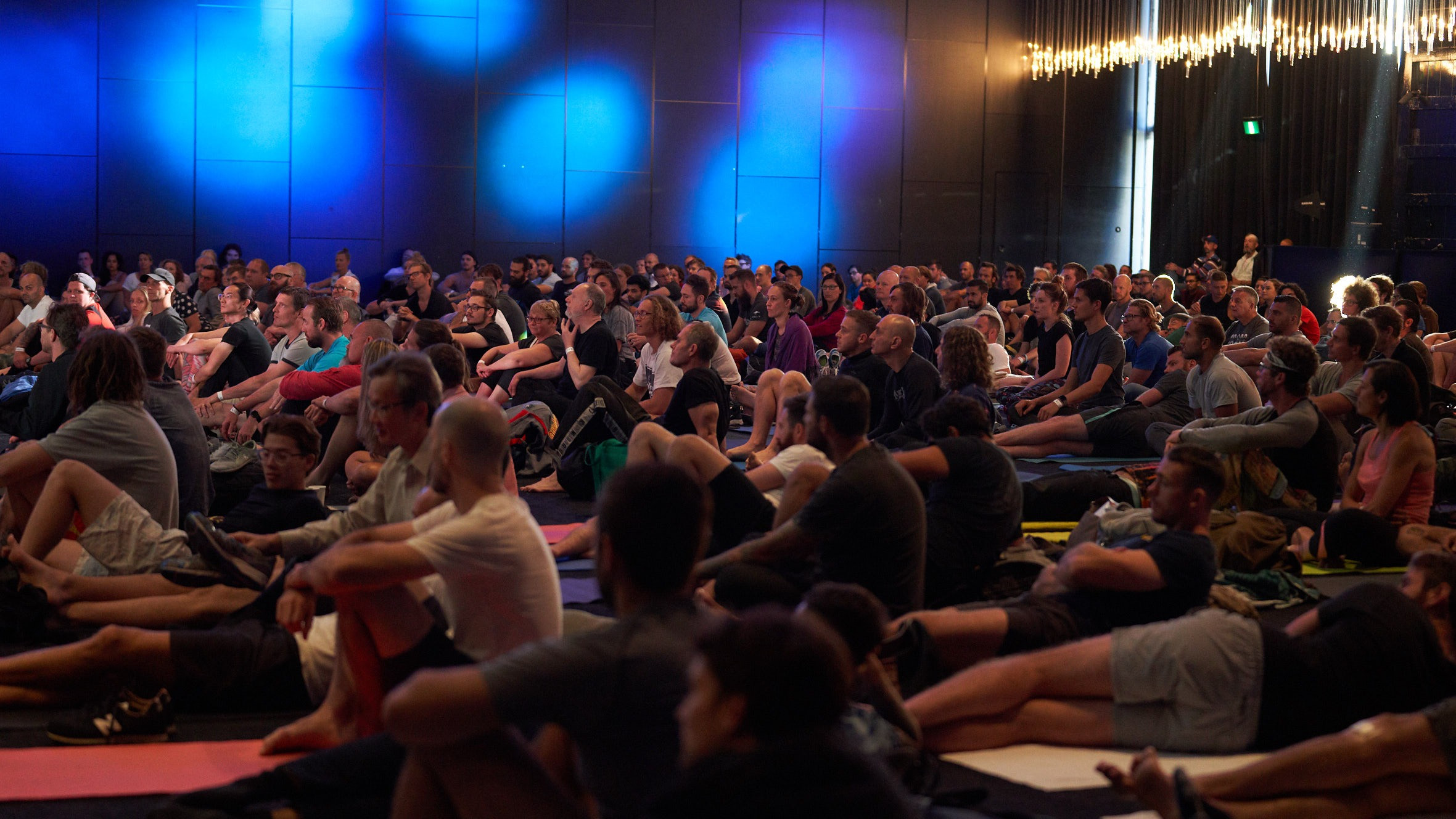 Image 3 of 9 - Experience Theory to get an impression of Wim Hof Experience — San Jose at San Jose