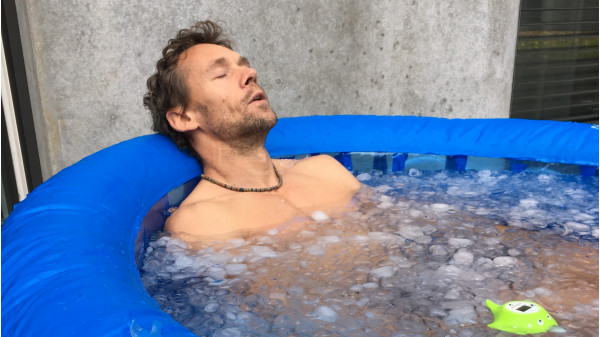 Image 2 of 5 - Experience Ice Bath to get an impression of WHM Fundamentals Workshop at Basel