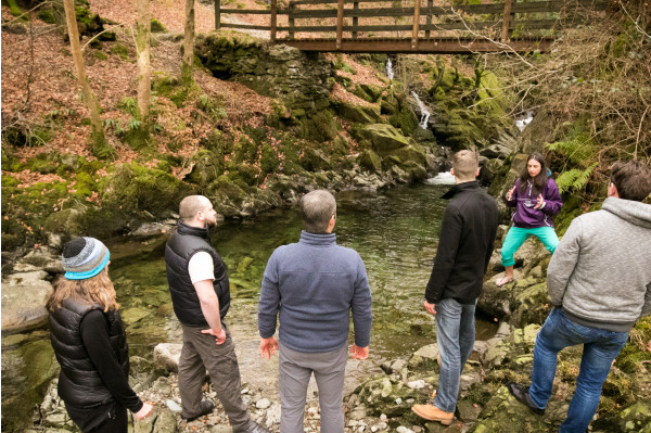Image 7 of 10 - Experience WHM to get an impression of Wim Hof Method Workshop with Emma Estrela at The Lake District