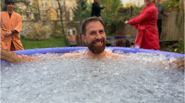 Image 7 of 11 - Experience Ice Bath to get an impression of WHM Advanced Workshop at Berlin