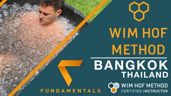 Image 1 of 4 - Experience Ice Bath to get an impression of WHM Fundamentals Workshop at Krung Thep Maha Nakhon