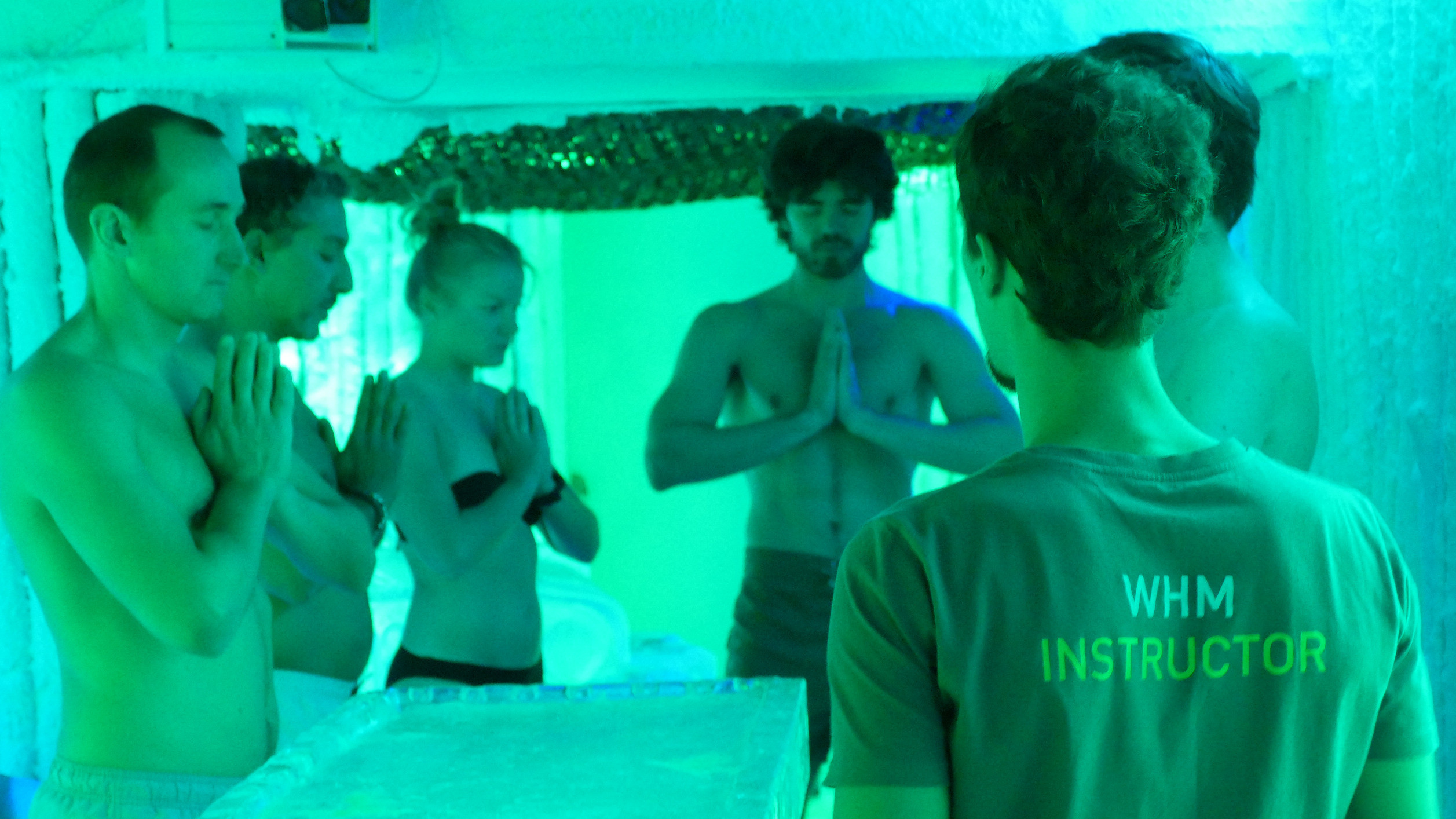 Image 15 of 15 - Experience Yoga to get an impression of WHM Fundamentals Workshop at Paris