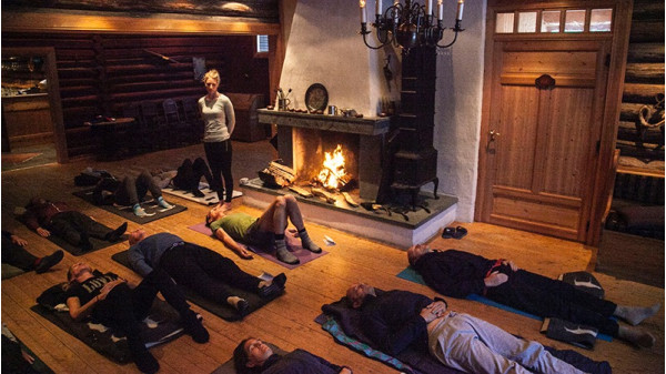 Image 4 of 5 - Experience Yoga to get an impression of WHM Travel Experience at Reykjavík