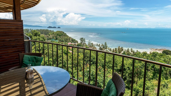 Image 9 of 10 - Experience Nature to get an impression of Thailand Retreat 2019 — private accommodation at Ko Pha Ngan