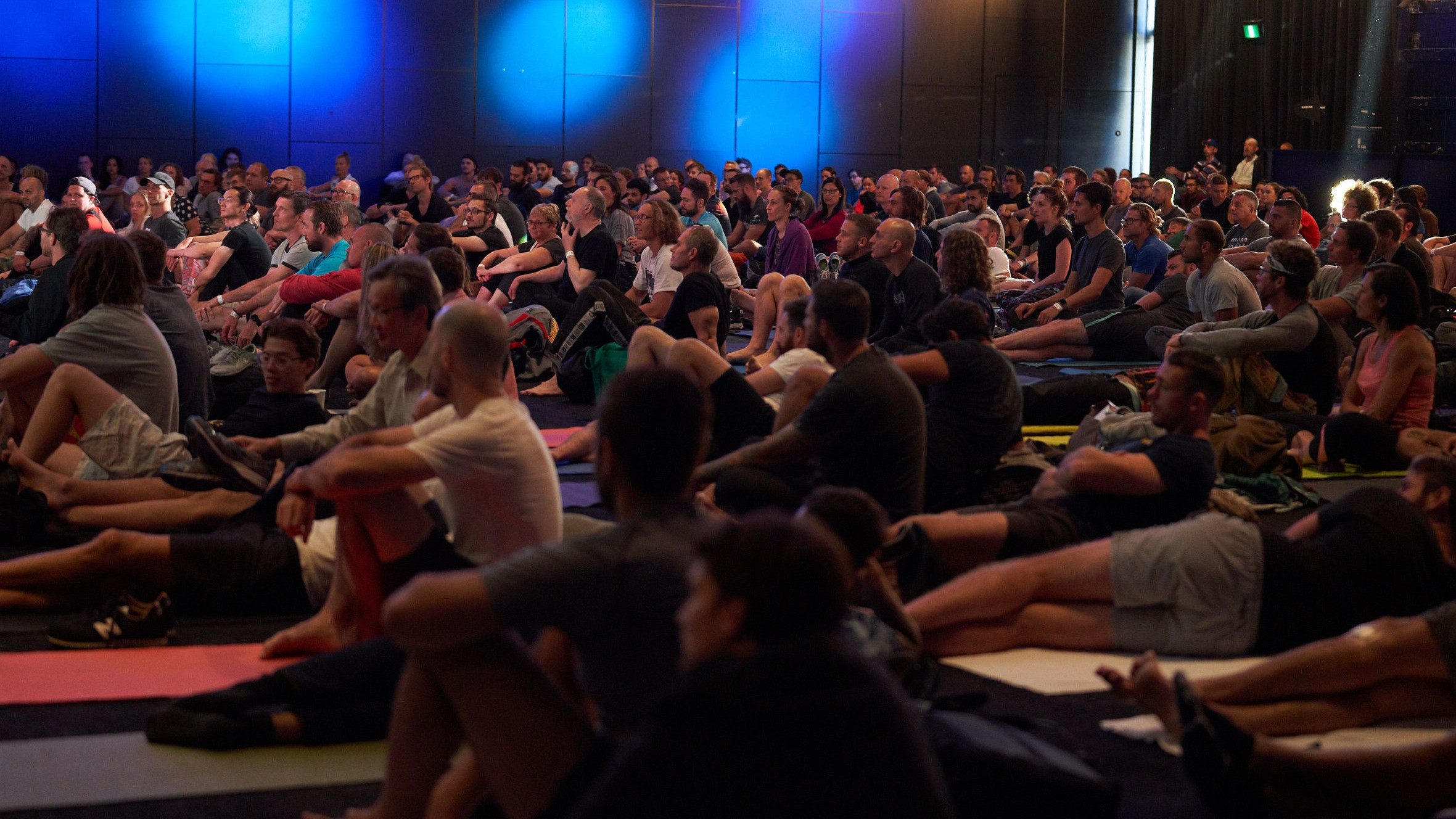 Image 1 of 8 - Experience Meditation to get an impression of Wim Hof Experience — Melbourne at Melbourne