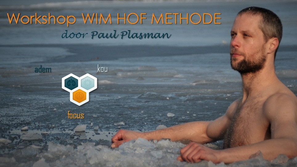 Image 1 of 1 - Experience Ice Bath to get an impression of WHM Fundamentals Workshop at Groningen