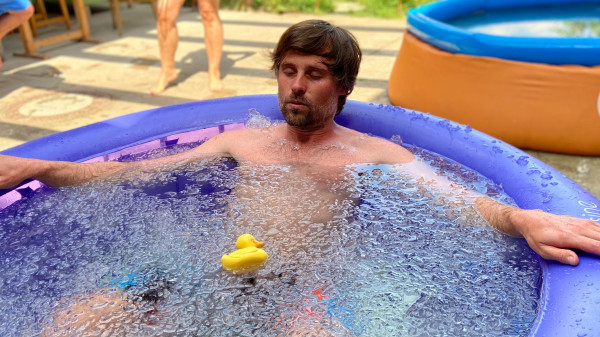Image 5 of 11 - Experience Ice Bath to get an impression of WHM Fundamentals Workshop at Zürich