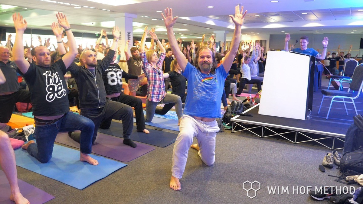 Image 7 of 7 - Experience Meditation to get an impression of Wim Hof Experience — Barcelona at Barcelona