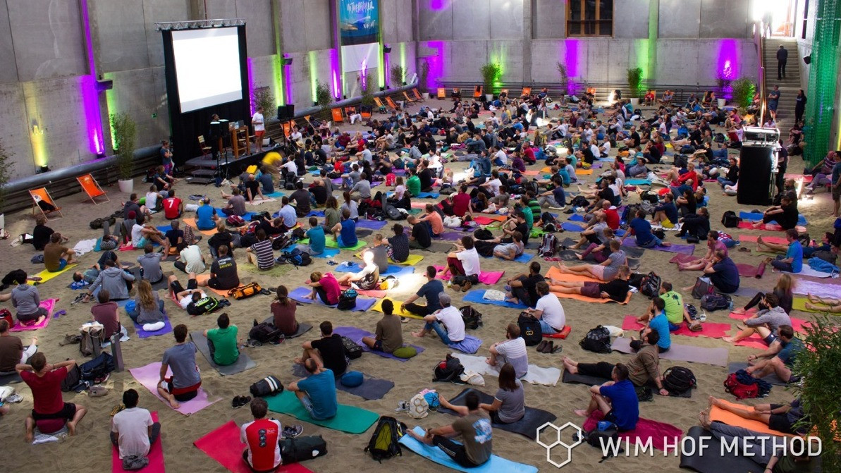 Image 4 of 8 - Experience Meditation to get an impression of Wim Hof Experience — Melbourne at Melbourne