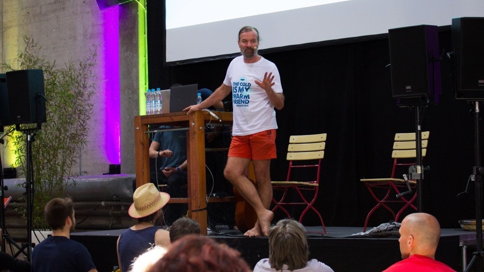 Image 8 of 8 - Experience Meditation to get an impression of Wim Hof Experience — Melbourne at Melbourne