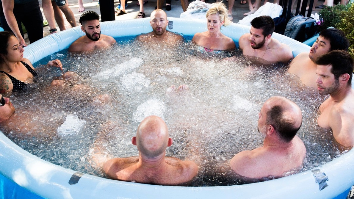 Image 6 of 9 - Experience Meditation to get an impression of Wim Hof Method Experience — Gold Coast at Gold Coast