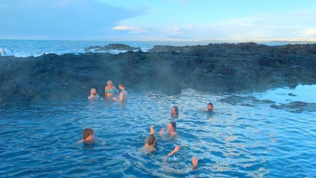 Image 7 of 20 - Experience Ice Bath to get an impression of WHM Travel Experience at reykjavik
