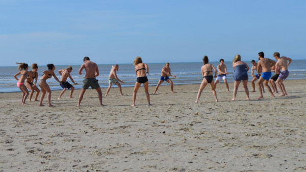 Image 5 of 7 - Experience Nature to get an impression of WHM Fundamentals Workshop at Egmond aan Zee