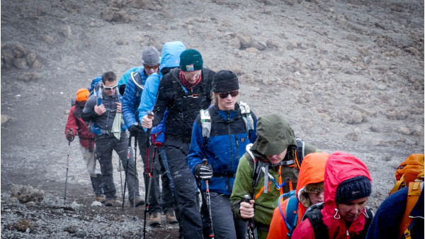 Image 5 of 9 - Experience Nature to get an impression of Kilimanjaro Expedition 2020 at Mount Kilimanjaro