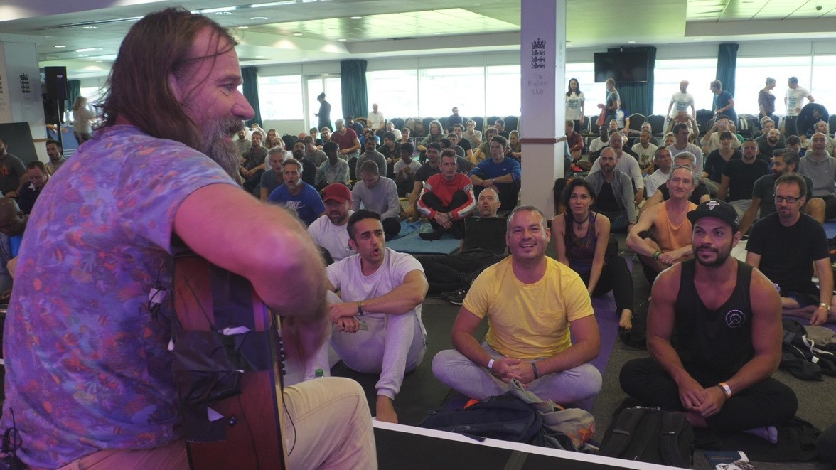 Image 5 of 9 - Experience Meditation to get an impression of Wim Hof Method Experience — Gold Coast at Gold Coast